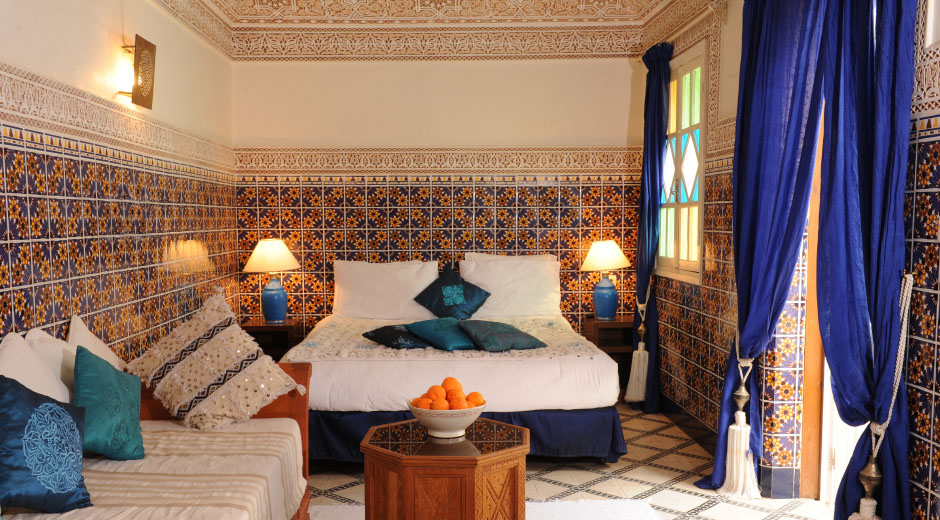 Riad Shaden Marrakech accommodation